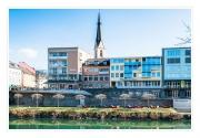 traditionelles Cafe und beste Terrasse der Stadt - Bernold