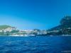 Capri ist in Sicht