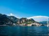 Amalfi voraus