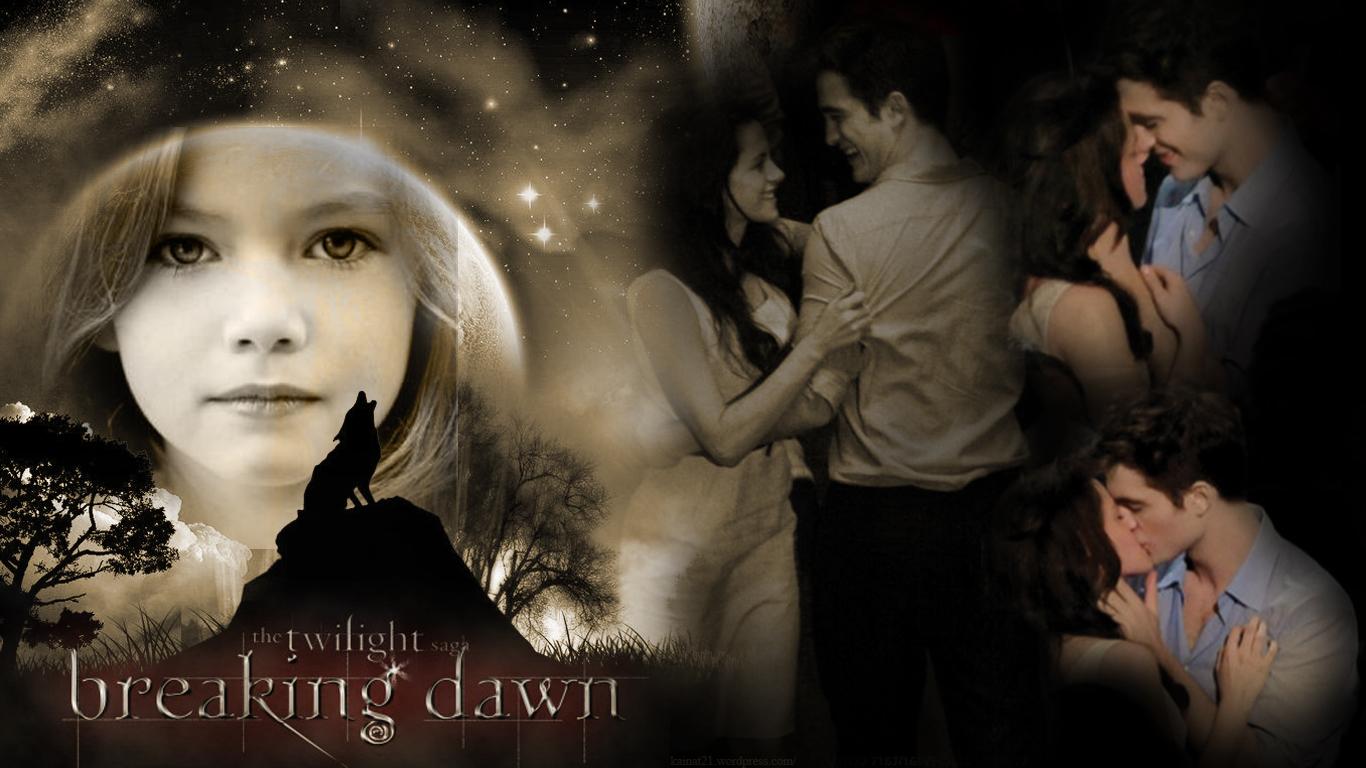twilight breaking dawn part 1 wallpaper hd