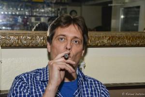 Eine gute Zigarre in Ehren und in netter Runde